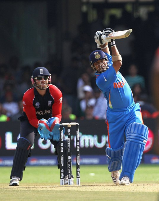 Happy birthday to the Cricket of God Sachin Tendulkar