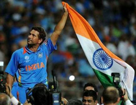 Wishing Bharat Ratna Shri Sachin Tendulkar a very Happy birthday