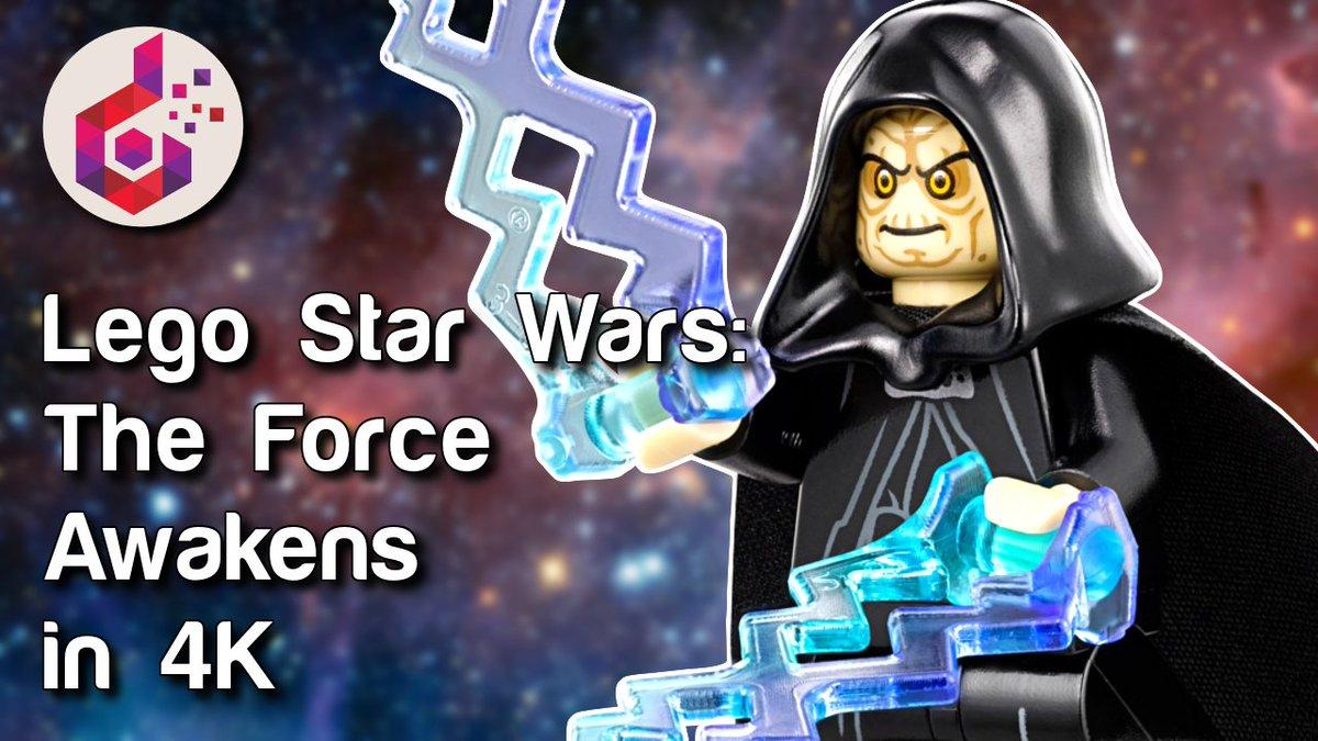 Lego Star Wars The Force Awakens in 4K on PC - Darth Vader &amp; Luke vs. Palpatine #StarWars #GamersUnite  https:// youtu.be/AcH2uhAcJ80  &nbsp;  <br>http://pic.twitter.com/zxY4qKnFWF