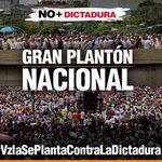 RT @ArgenisInforma: #VzlaSePlantaContraLaDictadura...