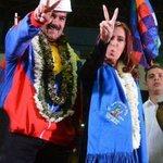 #ElFracasoDeMacri el dictador asesino y la asesina...