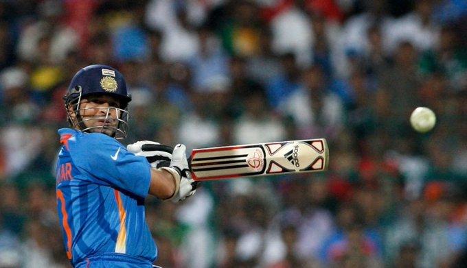 Happy Birthday to the \God of Cricket\