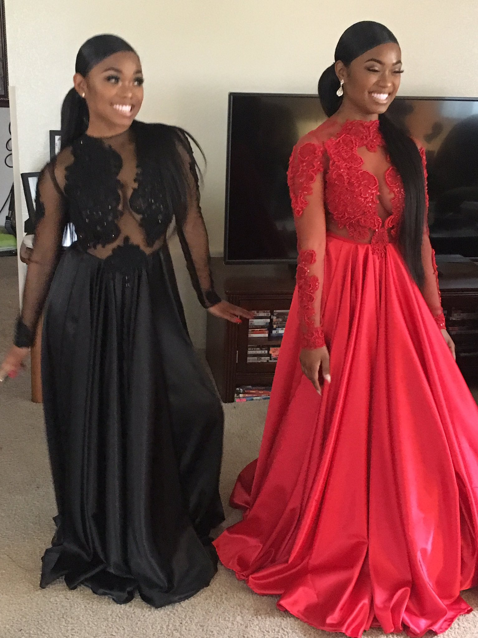 cleopatra dues on twitter quotsister sister �� prom2k17�