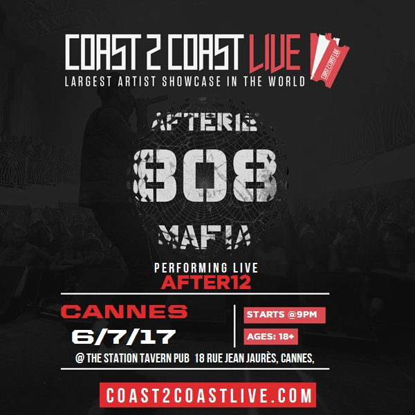 Vote for me to perform at #Cannes, France Edition June 7th 2017!  http:// c2c.fm/p8T4Dt  &nbsp;   #Coast2Coast <br>http://pic.twitter.com/aG8tRh8xyp