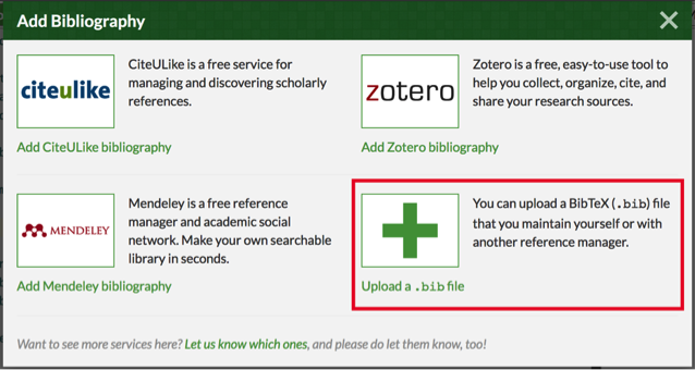 Why is working with #BibTeX bibliographies so tricky? Inera and @Overleafwork together to solve this problem  http://www. inera.com/_blog/news/pos t/inera-and-overleaf-working-together/ &nbsp; … <br>http://pic.twitter.com/6CfR954tcj