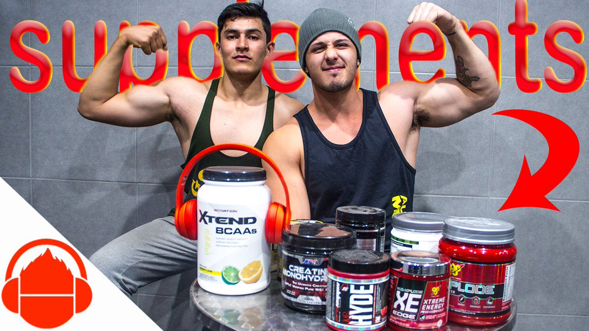 #muscle #supplements watch full #video here:  https:// youtu.be/E_8WTw0493w  &nbsp;   #bodybuilding #gymlife #gymmotivation #weightsnbeats #trendy #TBT #wbff<br>http://pic.twitter.com/6b8bn6ZAwb