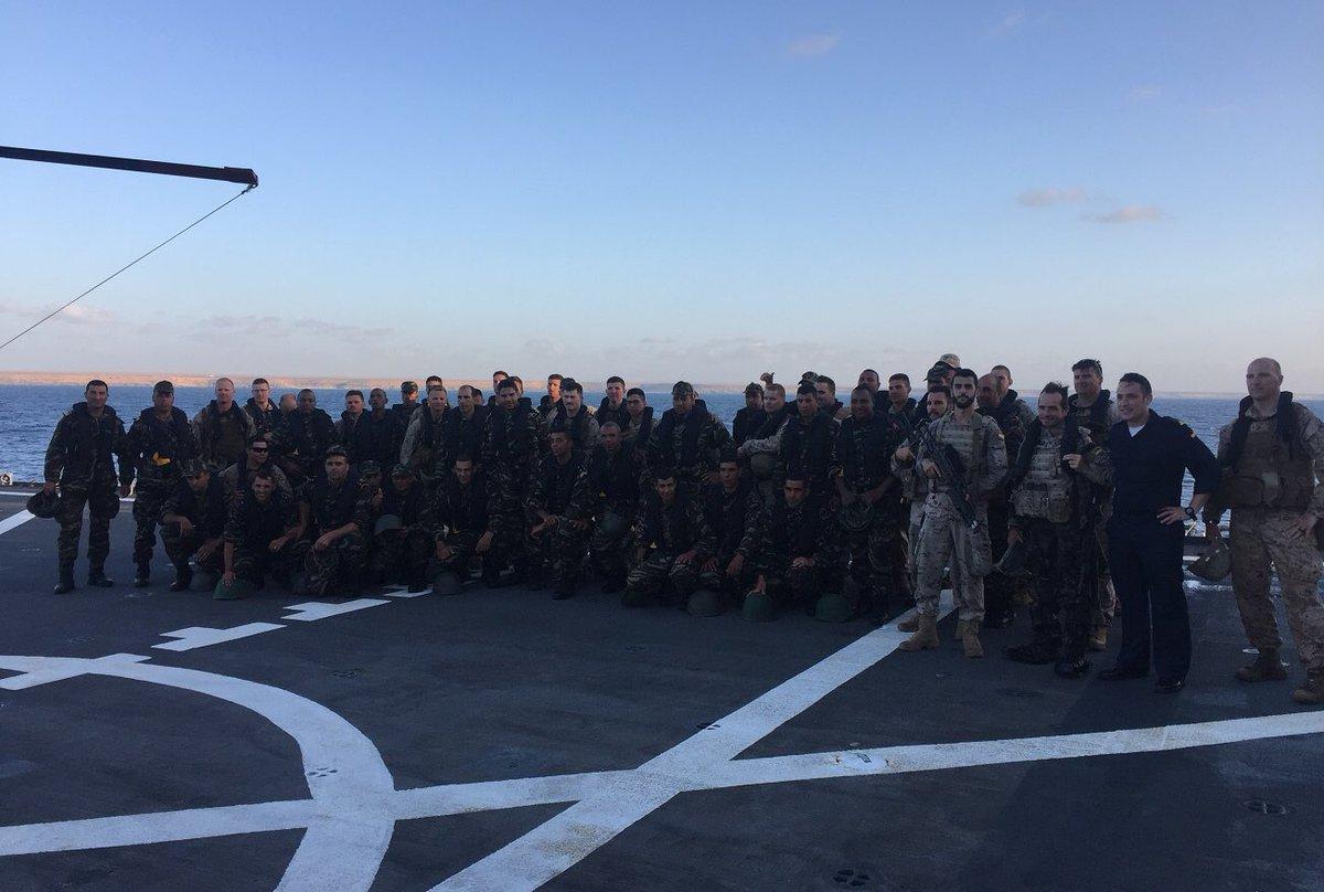 """انطلاق مناورات """"الأسد الإفريقي 17 """" في المغرب بمشاركة أمريكية C-KK1XRXcAAmJ7g"""