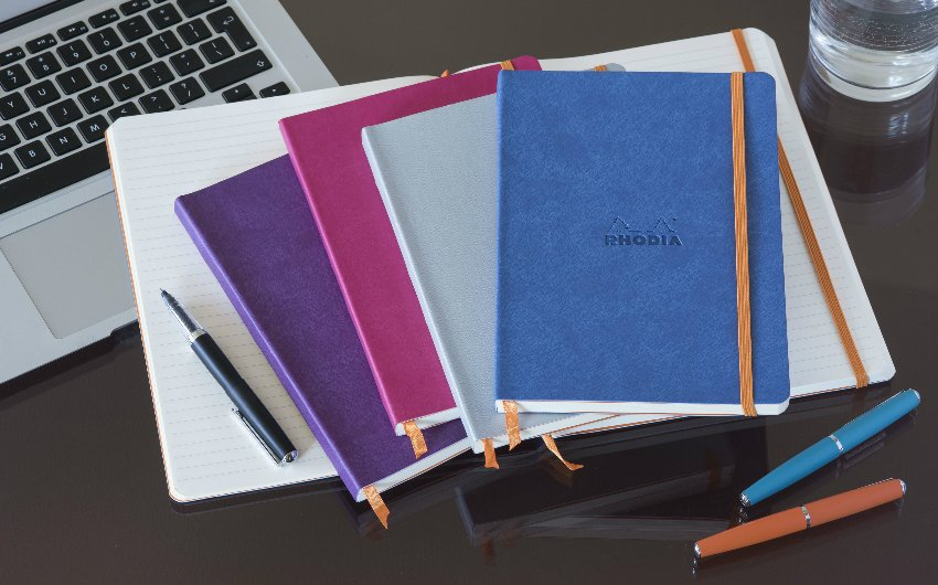 WIN a £250 bundle of @RhodiaNotebooks goodies #NationalStationeryWeek...
