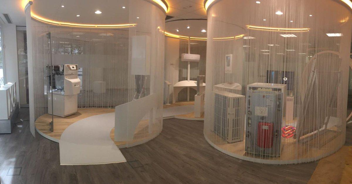 Baxi on twitter orgullosos de inaugurar nuestra nueva sede y showroom en madrid un espacio - De sede showroom ...