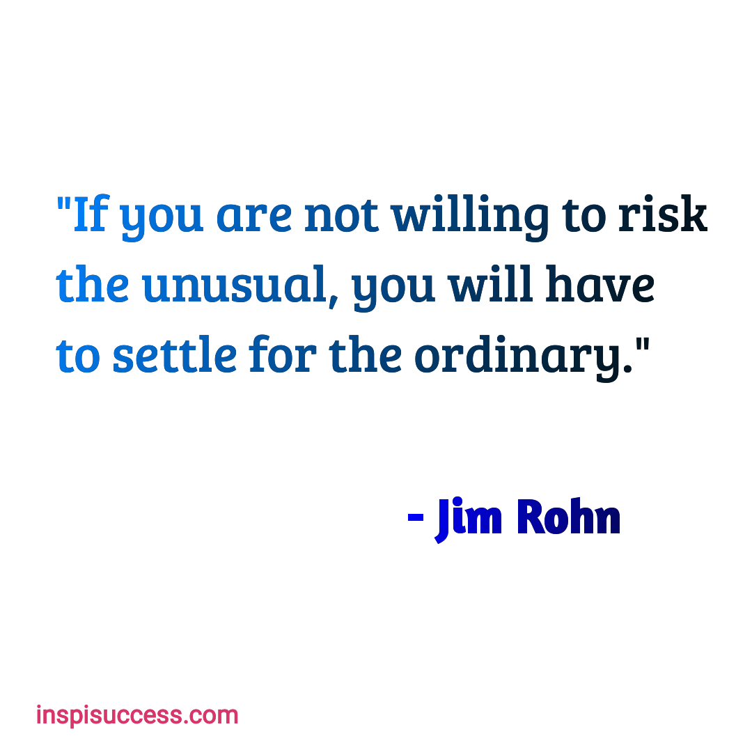 &quot;Risk the unusual.&quot; #mondaymotivation #quote #makeyourownlane #defstar5 #inspiration #Entrepreneur #leadership #success #Motivation #quotes<br>http://pic.twitter.com/oquYI15XRU