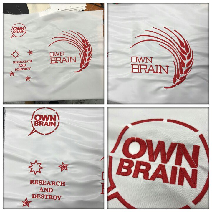 "Ian Brown x Kazuki - ""OWN BRAIN"" brand - Ian Brown Official ..."