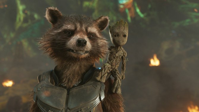 REVIEW: #GUARDIANSOFTHEGALAXY2 https://t.co/bcW7v7k70z https://t.co/I1...