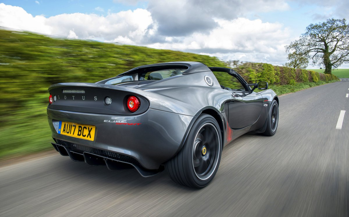 how to drive a lotus elise