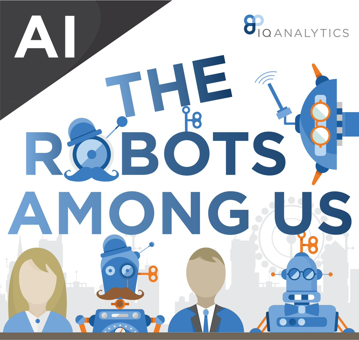 What are the #robots among us past and present - and what is yet to come? --&gt;  http:// bit.ly/2pddyMH  &nbsp;   #AI #robotics #smarthome #smartcity<br>http://pic.twitter.com/HTNSQHc6PR