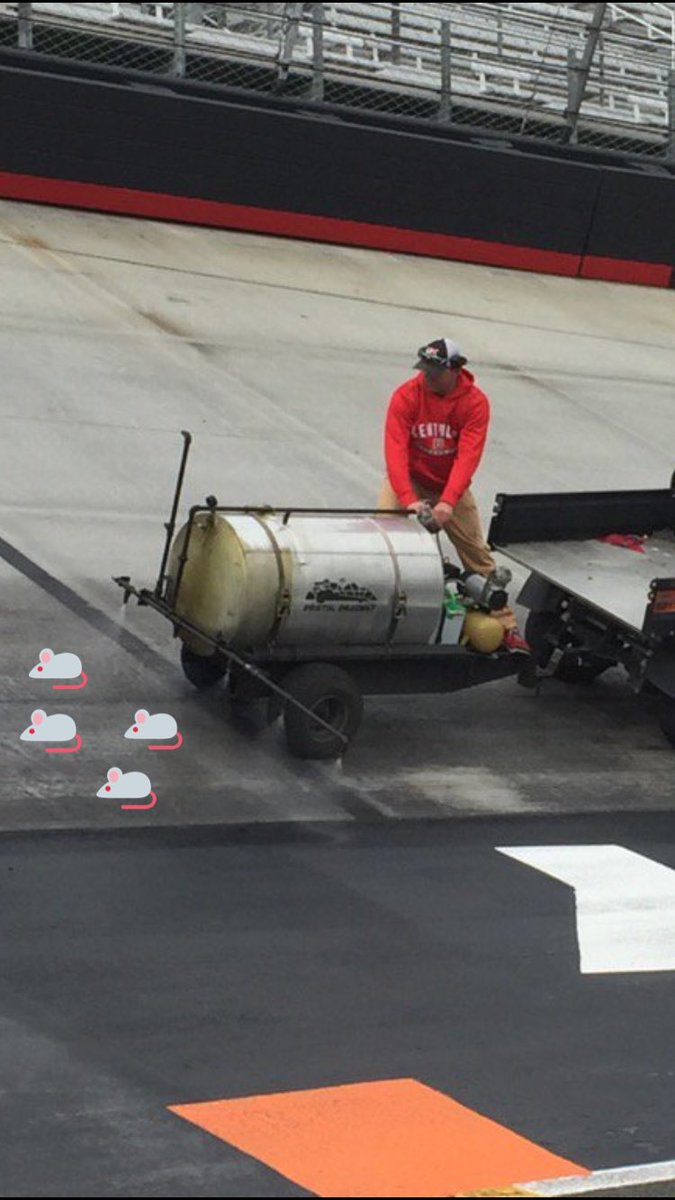 .@BMSupdates race delayed after track prep results in creation of worl...
