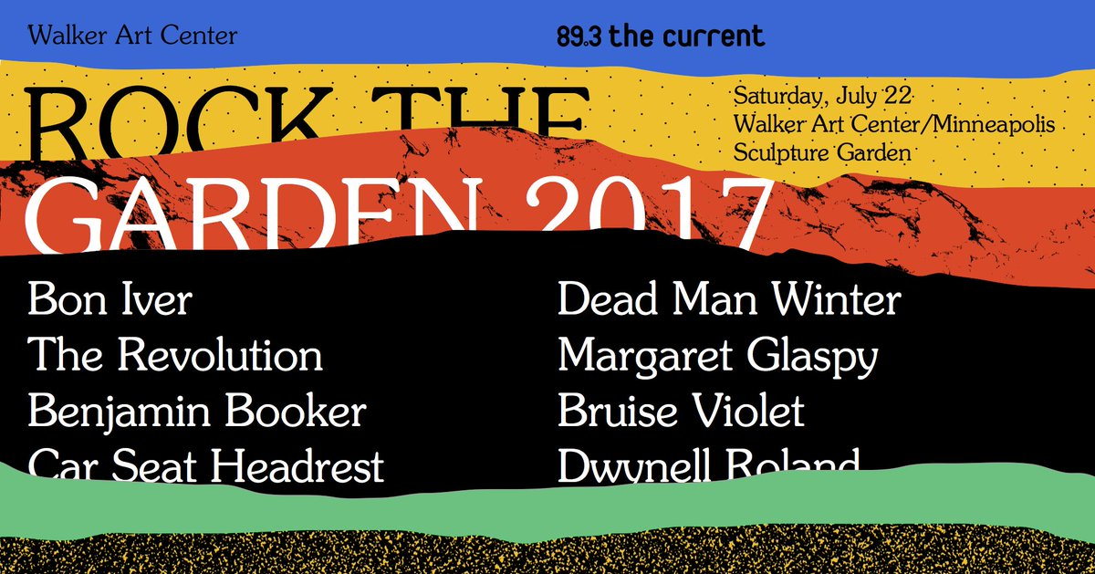 "rock the garden on twitter: ""here's your #rockthegarden 2017"