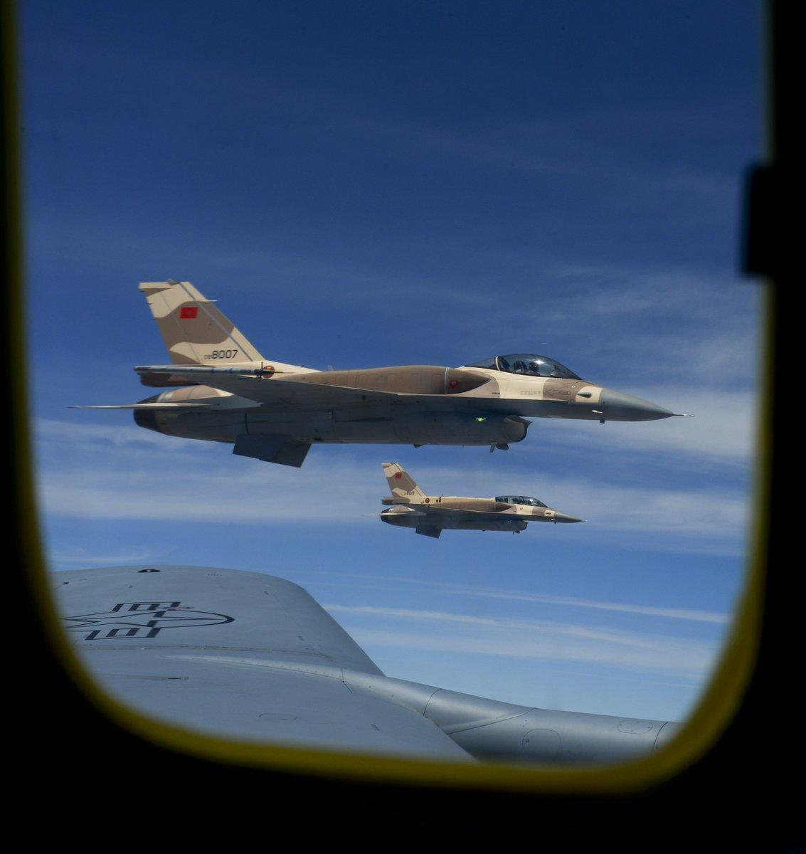 """انطلاق مناورات """"الأسد الإفريقي 17 """" في المغرب بمشاركة أمريكية C-L3vJUXYAIFZm0"""