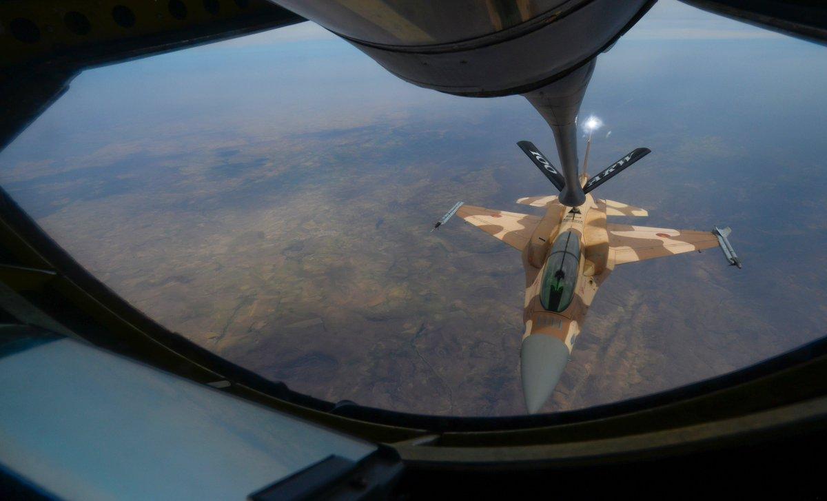 """انطلاق مناورات """"الأسد الإفريقي 17 """" في المغرب بمشاركة أمريكية C-L3vJUXsAABGZB"""
