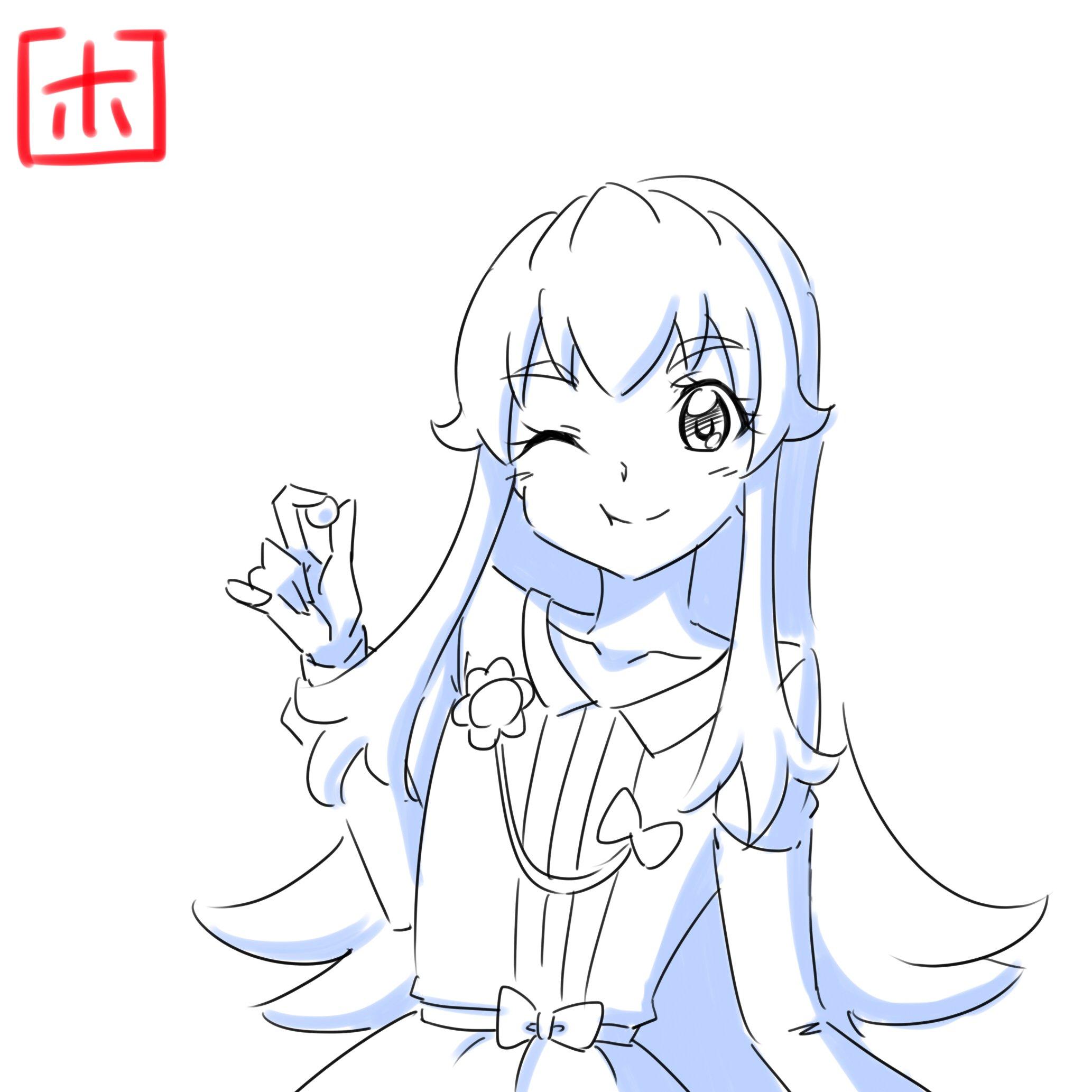 ホリグP@イベ完走 (@horigup)さんのイラスト