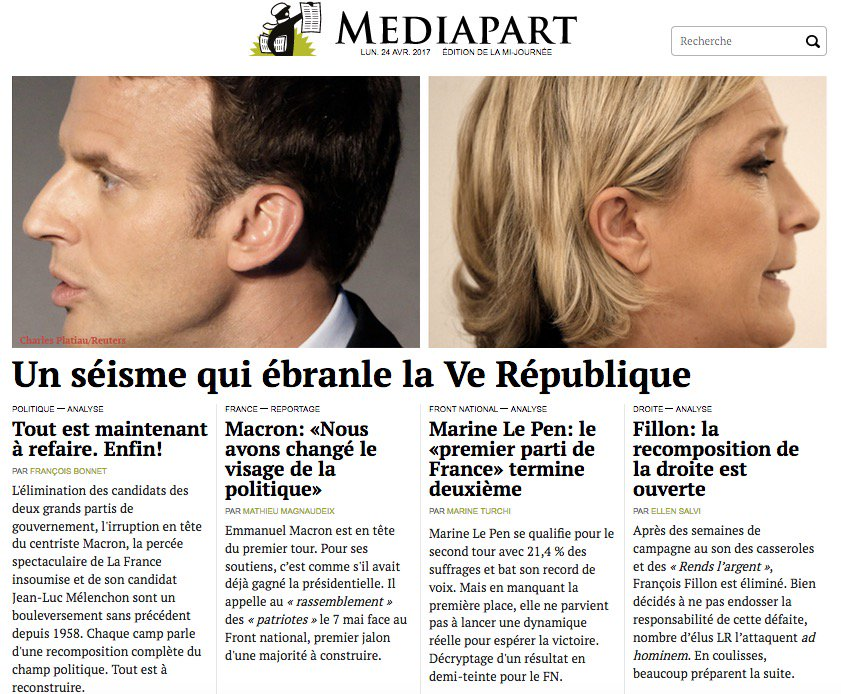 L'édition spéciale de https://t.co/29UlUZ8K0P sur un vote qui ébranle la Vème République.