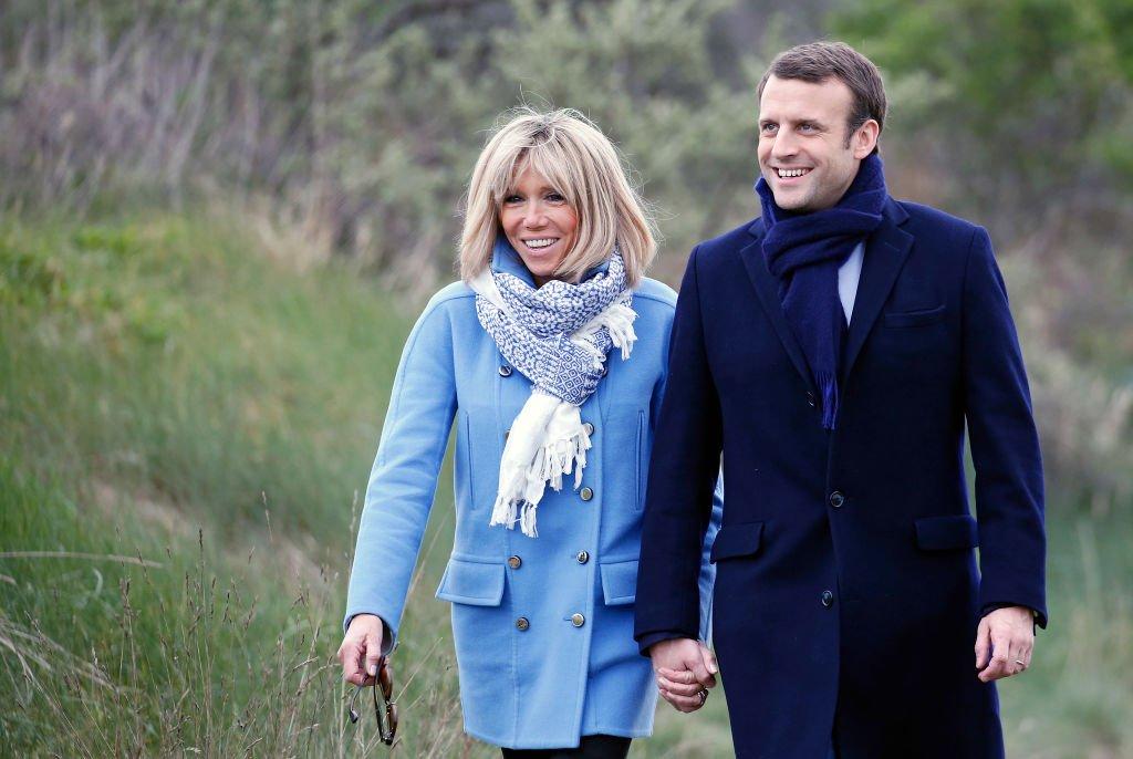 Αποτέλεσμα εικόνας για Brigitte Macron