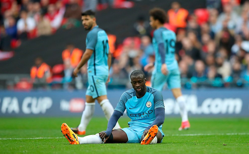 Man City midfielder Yaya Toure &#39;wants referee-free Manchester derby&#39; #MCIMUN #mcfc #ARSMCI #MUFC  http:// bit.ly/2pVIGOP  &nbsp;  <br>http://pic.twitter.com/RmnCJzeYIk