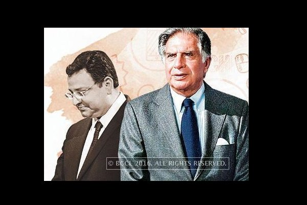 Petition against Tata Sons a proxy litigation by Cyrus Mistry: NCLT ht...