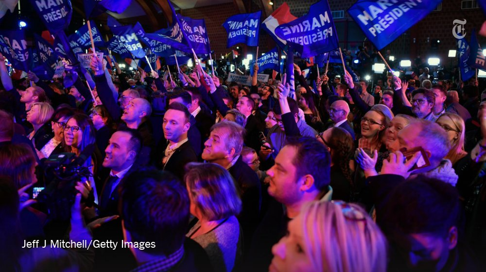 French parties unify against Le Pen: 'This is deadly serious now' http...
