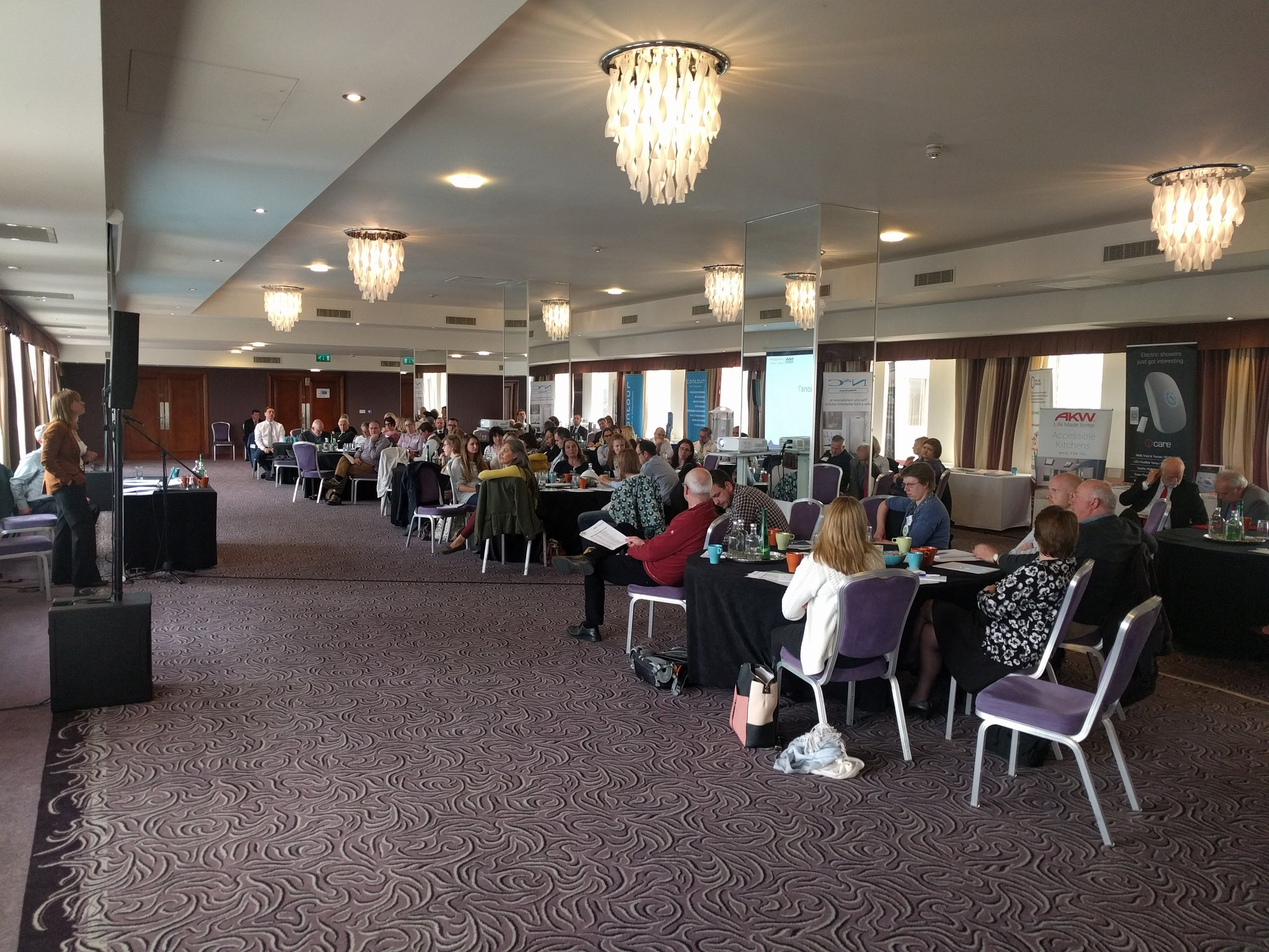 #DFGChampions discussing two tier local authorities issues https://t.co/M5gwBsxAd8