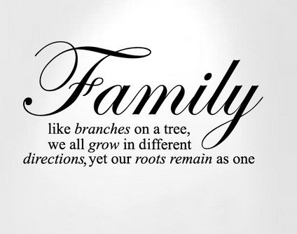 You may be different from your family but you are still from the same root. Stick together, #family is forever. #love #strong #positive <br>http://pic.twitter.com/u09ckNy3Iv