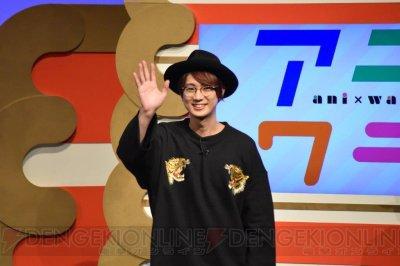 江口拓也さんが天津・向さんとよしもとの劇場でコントを披露! 『アニ×ワラ』レポ   #アニワラ