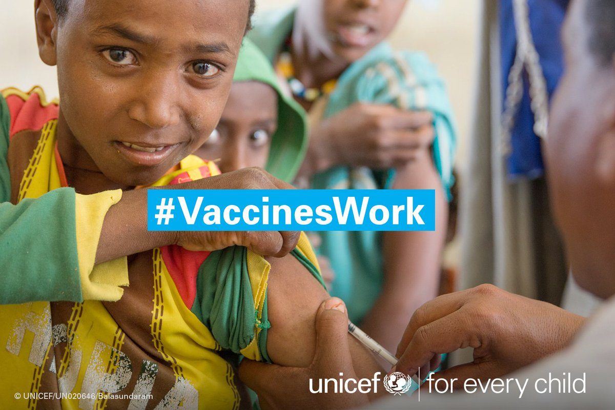 #Fact: #VaccinesWork & are one of the most effective ways to prote...