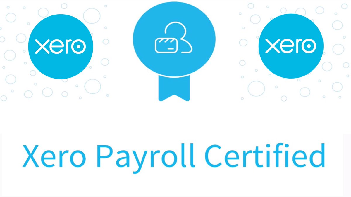 Bookkeeping4u On Twitter Just Passed The Xero Payroll Specialist
