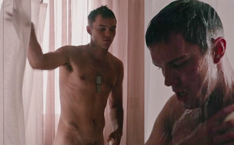 Gay shower preview