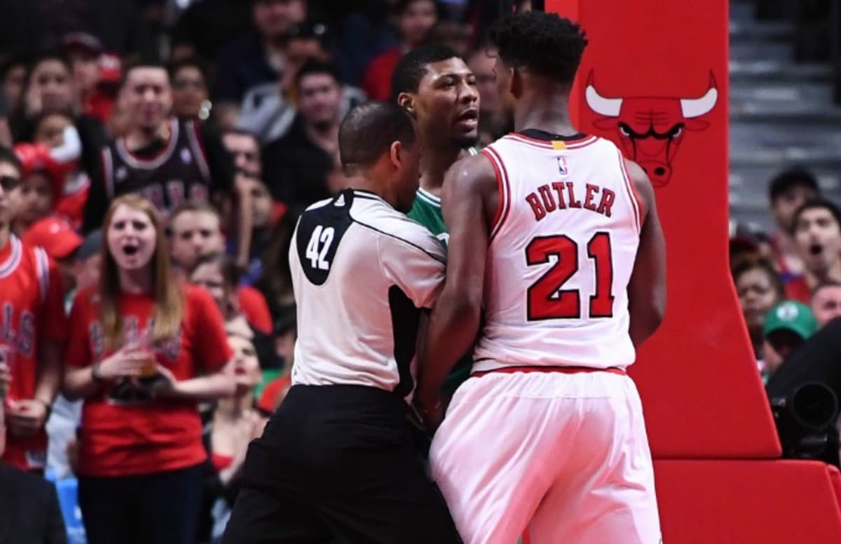 Jimmy Butler rips Marcus Smart for \