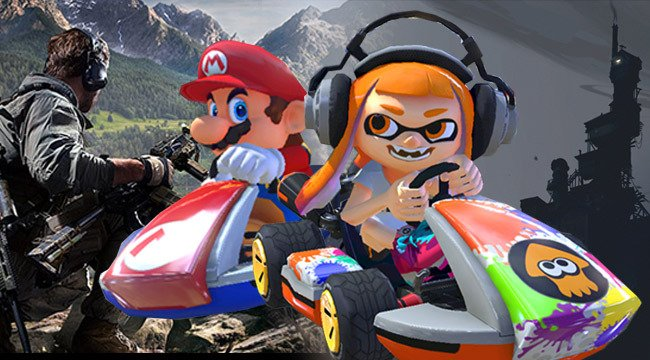 #MarioKart8 leads the five games you need to play this week https://t....