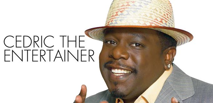 Happy birthday to Cedric the Entertainer - he\s 53 today
