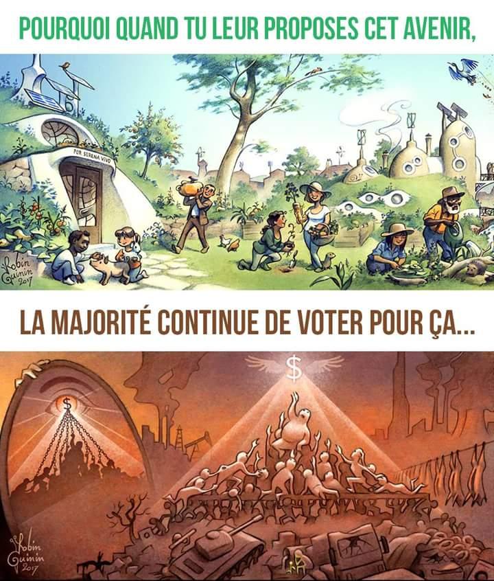 Les Français sont des vaux