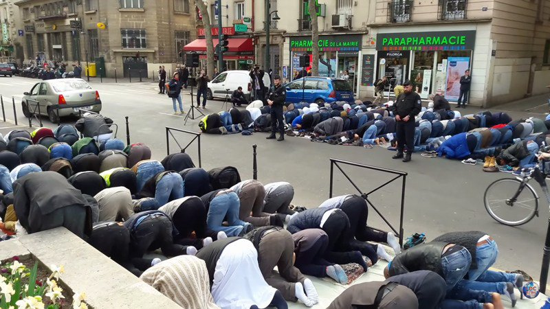 A Month of Islam and Multiculturalism in France and Belgium: March 2017