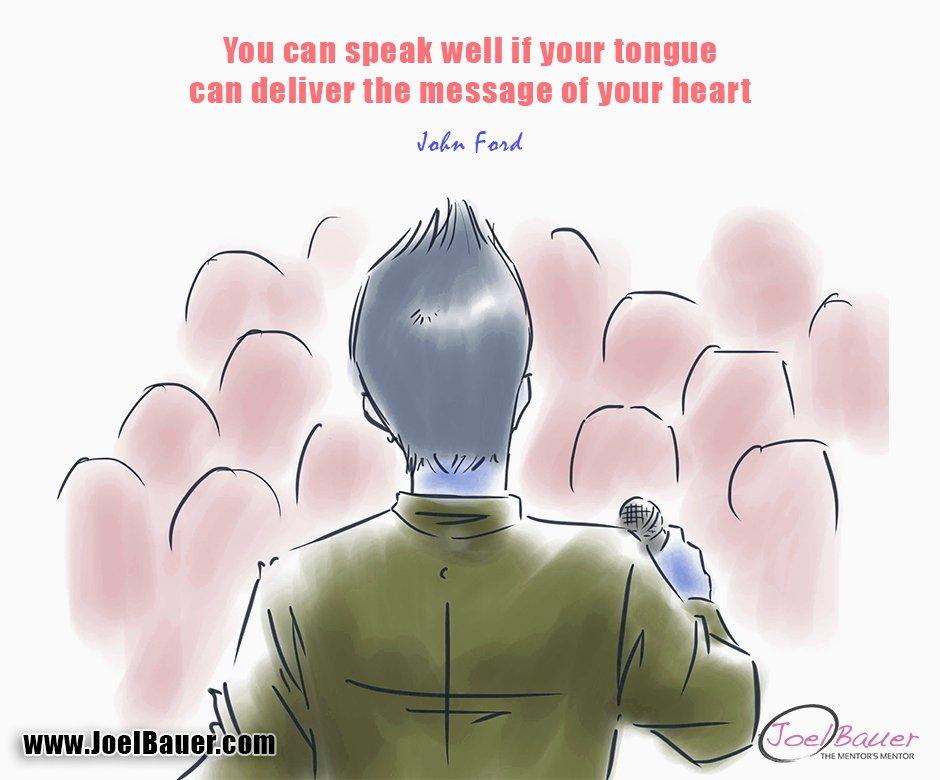 An important tip for speakers... #quote #speaker #publicspeaking #speakingtips <br>http://pic.twitter.com/krEljXhITj
