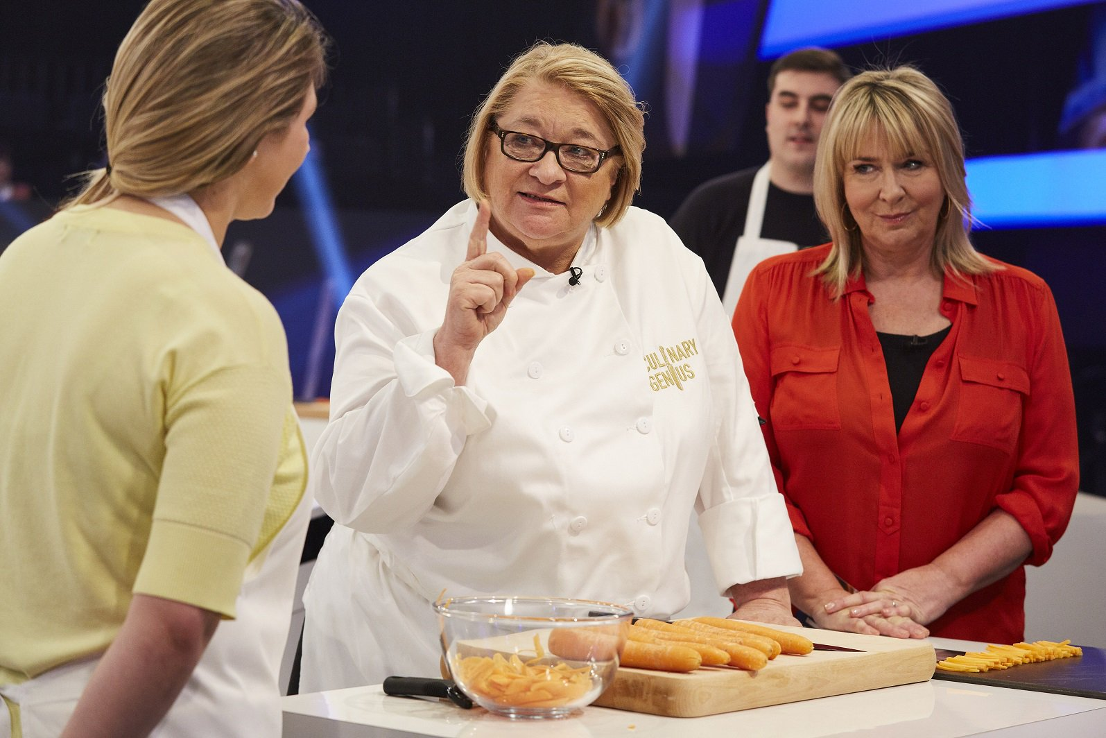 This week's #CulinaryGenius host is @RosemaryShrager - check out the new episodes every weekday @ITV at 3 PM ! https://t.co/b0JV6JTjC9
