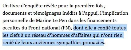 Ceux qui se cachent derrière Marine Le Pen. https://t.co/FiO7kZ2I7E