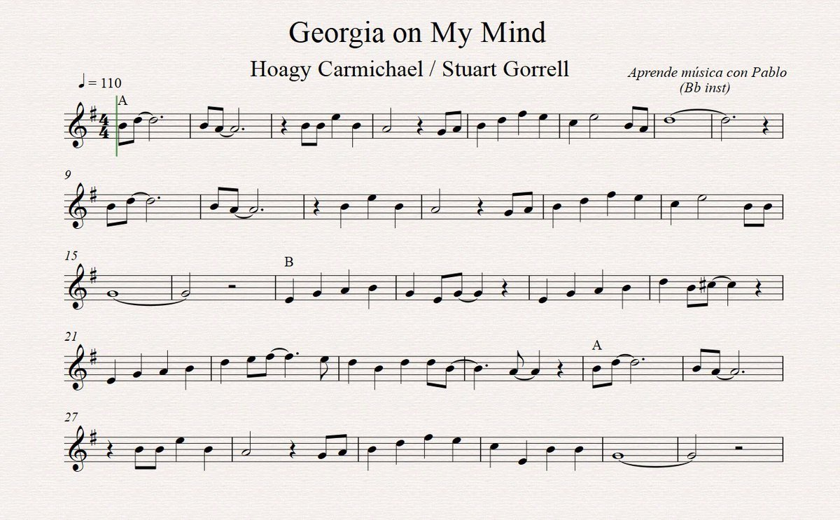 What is georgias state song