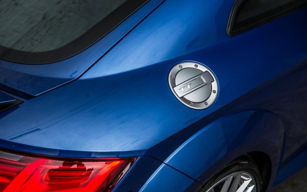 The attractive #TTS Coupe has won Best #Coupe award for 3 years running.  #Preston #Audi<br>http://pic.twitter.com/QmdKJN7c2Q