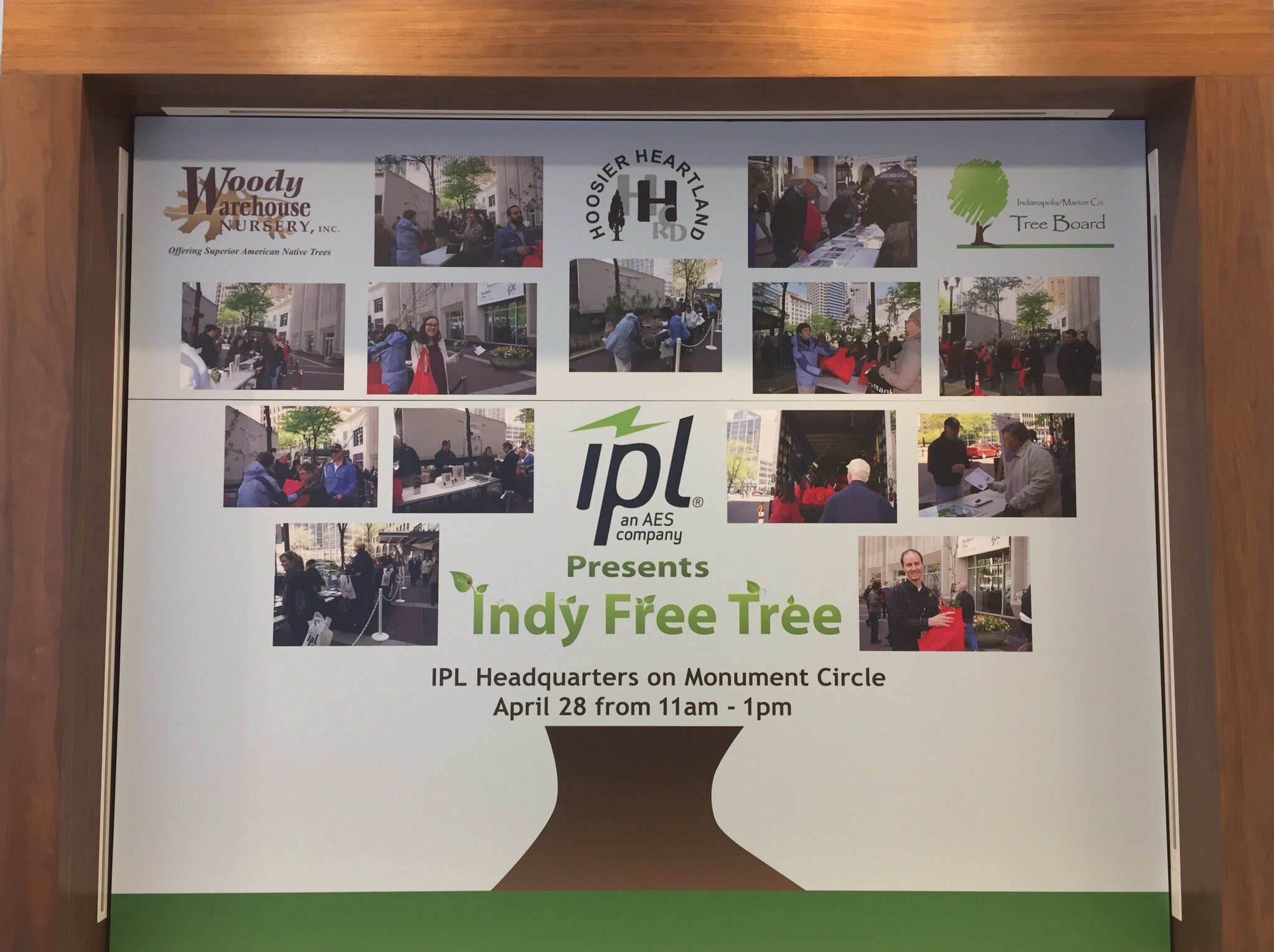 Ipl On Twitter Mark Your Calendars For The Annual Indyfreetree Event This Friday 1 000 White Spruce Trees Will Be Given Away Free