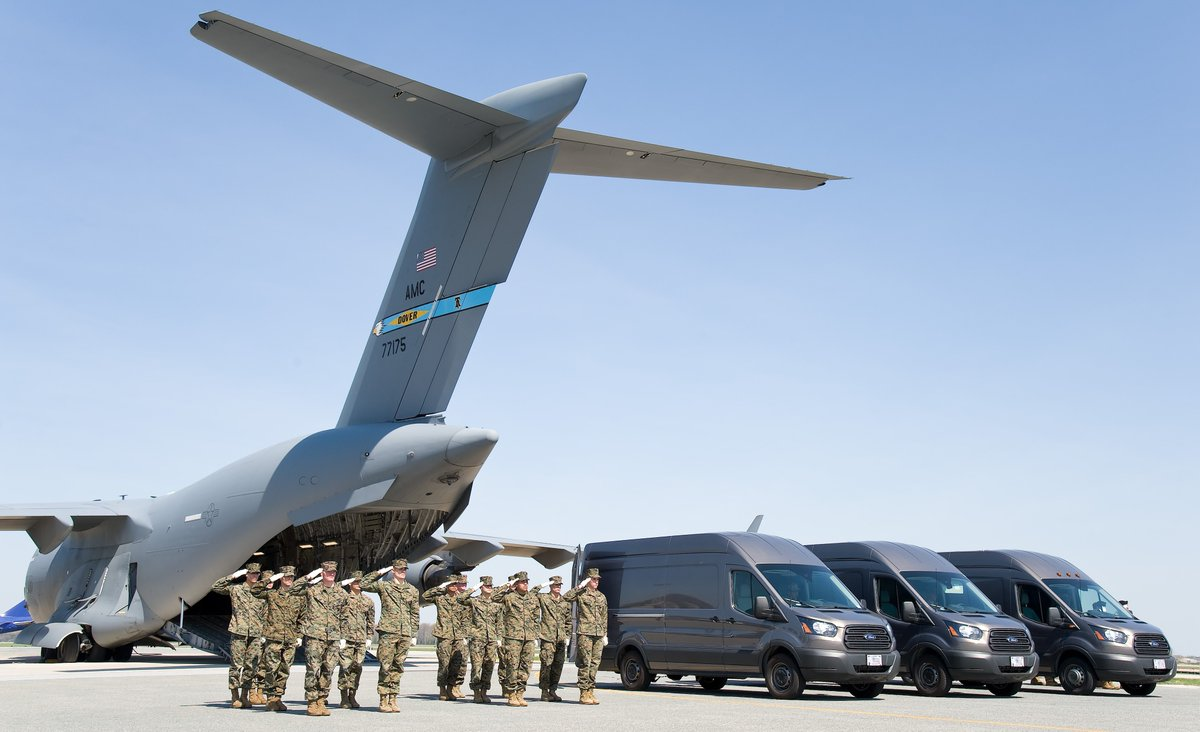 Folded Flag stresses Air Force Mortuary Affairs Operations capabilitie...