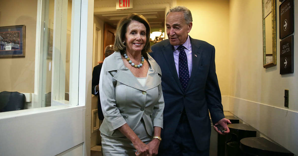 We&#39;d like to introduce you to the TWO OF THE BIGGEST HEROIN PUSHERS IN AMERICA @NancyPelosi @chuckschumer  #BuildTheWall <br>http://pic.twitter.com/nsfIw2f7U9