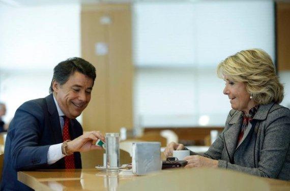 ÚLTIMA HORA | Esperanza Aguirre presenta su dimisión por el caso de Ig...
