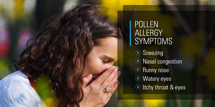 Not sure if you have #allergies or a cold? Aches &amp; fever usually suggest illness &amp; these symptoms point to allergies <br>http://pic.twitter.com/MwdYMB53iC