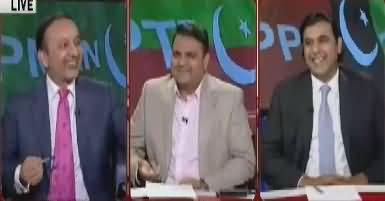 Khabar Kay Peechay Fawad Chaudhry Kay Saath – 24th April 2017 thumbnail